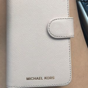 Micheal Kors Iphone X Wallet Case